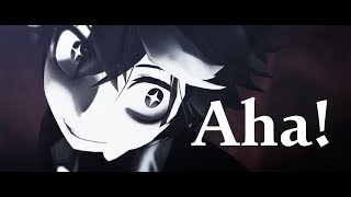 MMD◆Aha![OriginalMotion+DL]