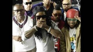 Lil Wayne Ft. Young Money - You Nasty (LYRICS)