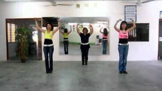 Y.M.C.A by Mike Del-Boyer. line dance (26/8/10)
