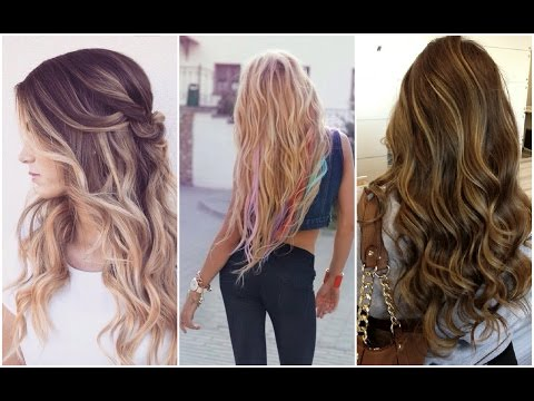 CORTES DE CABELLO LARGO 2018 | #Fashion #Moda #Hair ♥