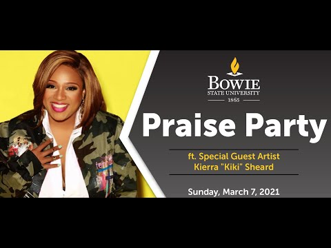 Praise Party, ft. Special Guest Artist Kierra