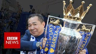 'He made us champions, so he's a champion' - BBC News width=