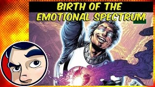 Origins of the Green Lanterns, Birth of the Emotional Spectrum