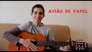 AVIÃO DE PAPEL-CAROLINA DESLANDES/RUI VELOSO-COVER COM GUITARRA-Pedro´s Guitar Legend