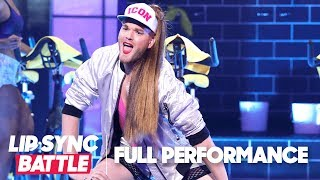 "Pentatonix's Scott Hoying Rocks ""Side to Side"" by Ariana Grande  