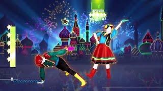 🌟 Just Dance 2017 Unlimited : Moskau - Dschinghis Khan - 5 stars 🌟