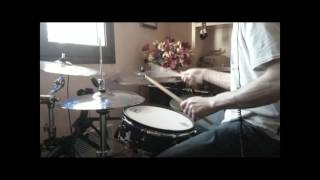 BB king   The Thrill is Gone (Drum cover)
