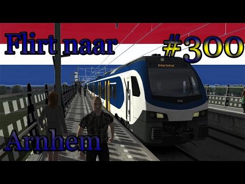Flirt naar Arnhem - Train Simulator #300