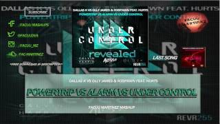 Powertrip vs Alarm vs Under Control (Facüü Martinez Mashup)