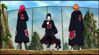 AMV Akatsuki Shell Shocked