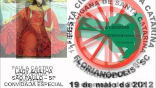 1ª FESTA CIGANA de SANTA CATARINA  - Florianópolis - original
