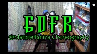GDFR — Flo Rida ft. Sage the Gemini and Lookas | Dance Cover | @Mattsteffanina Choreography