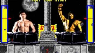 Mortal Kombat Chop Chop Demo