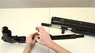 UTAS UTS-15 Laser/Flashlight Installation - Rockwell Arms