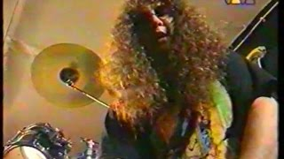 Venom - Jamsession with Sodom and Kreator 1994 (German TV)