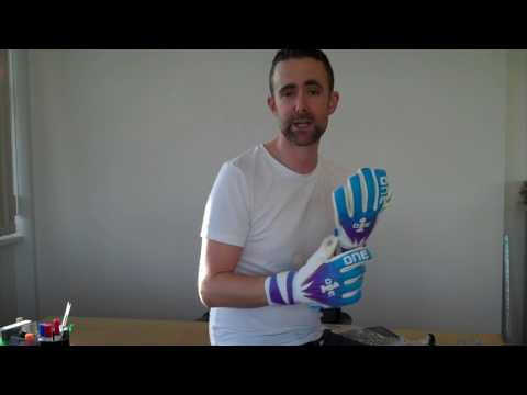 The One Glove Company Geo MCG Goalkeeper Gloves - Preview Video