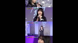 힐링캠프 박지민 'Paper hearts' 열창…폭풍 성량 자랑