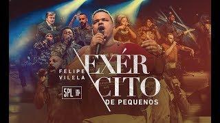 Felipe Vilela | Lançamento do DVD Exército de Pequenos