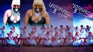 WJSN Secret feat. CupcakKe