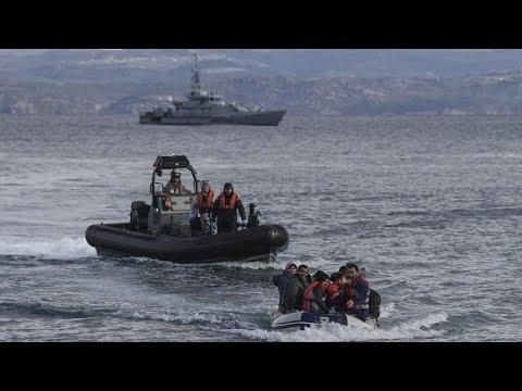 Az emberi jogok megsértése miatt pert indítottak a Frontex ellen