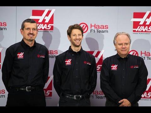 F1 - Grosjean chez Haas : il est fou, ce Romain ! - F1i TV