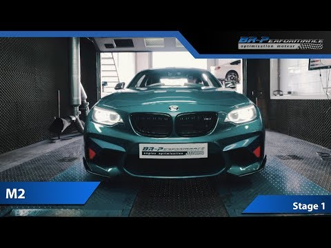 BMW M2 Stage 1 By BR-Performance