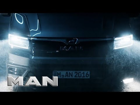 MAN TGE – The truck among the Vans.