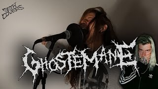 GHOSTEMANE - D(r)own (DEATH METAL VOCAL COVER)