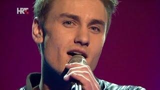 "Dino: ""Hero"" - The Voice of Croatia - Season1 - Live5"