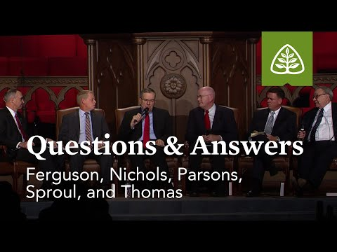 Ferguson, Nichols, Parsons, Sproul, and Thomas: Questions & Answers