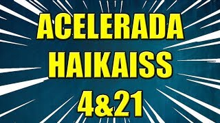 HAIKAISS 4e21 (COVER ACELERANDO) - Carlos JR