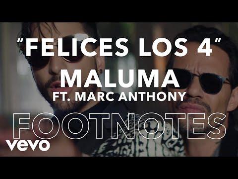 Maluma - Footnotes: