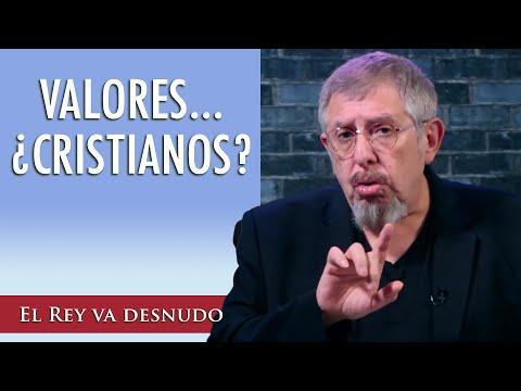 ¿Los valores de nuestra convivencia son realmente cristianos?