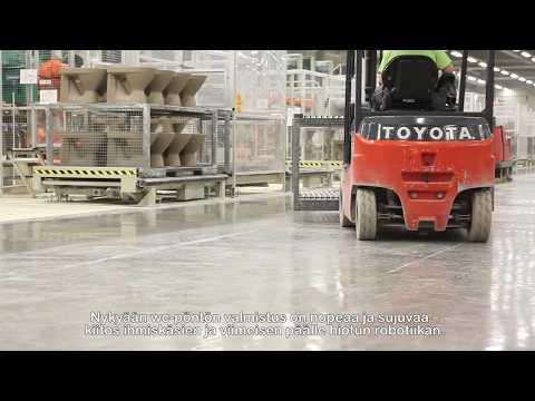 Tutustu IDOn tehtaaseen!