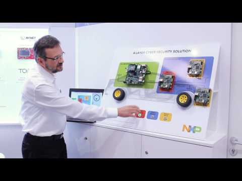 NXP 4-Layer Cyber Security Solution
