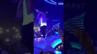 Drake hotline bling live in Dubai