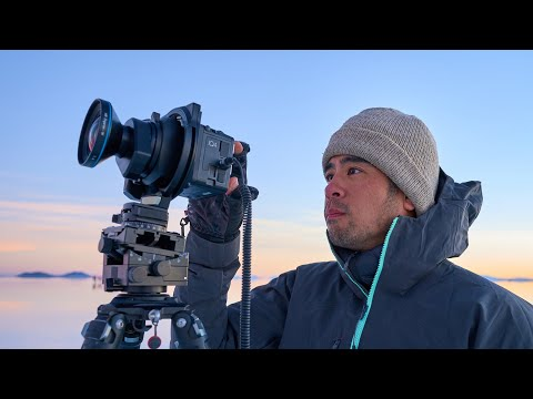 Reuben Wu shooting with the XT Camera System | Phase One