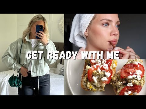 Get ready with me..Makeup, Hair, Outfit & more! Elanna Pecherle 2021