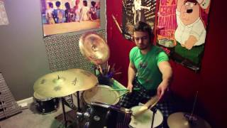 |Drum Cover| Goodbye Angels - Red Hot Chili Peppers
