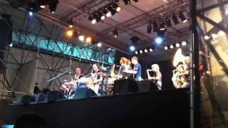 FUNK OFF LIVE @ PERUGIA 09-07-2011