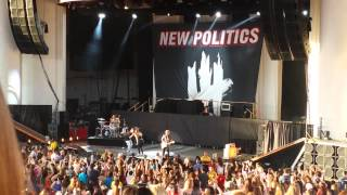 New Politics - Miss Jackson feat. Lolo (Live Panic! At The Disco cover)