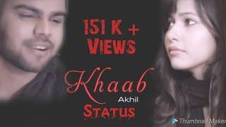 Khaab (Akhil) Panjabi Love Ringtone #rssdilwale