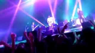 Kasabian Live Processed Beats @ Paris, Zénith (07/11/2014)