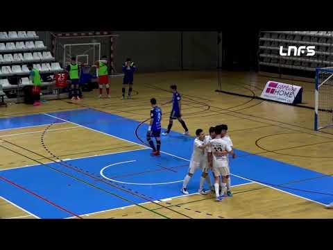 Bisontes Castellón FS - JERUBEX Santiago Futsal Jornada 1 Grupo D Segunda División Temp 20 21
