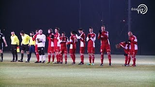 Fußball-Testspiel: Güstrower SC - Pritzwalker FHV