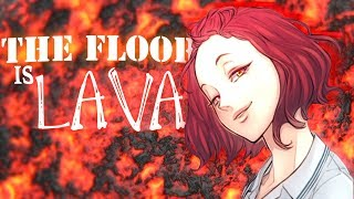 Ballroom e Youkoso [ AMV ] - The Floor Is Lava