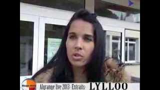 """La """"Mélodia"""" de LYLLOO à ALGRANGE"""