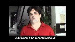 Interview - Augusto Enriquez