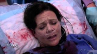 "Grey's Anatomy 12x12 ""My Next Life"" Into the Fire Scene (Derek's flashback)"