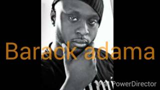 Contradiction Maître Gims ft Barack Adama